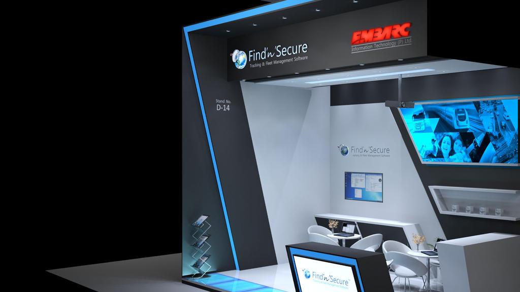 3d Exhibition Design Software : D exhibition stand design by manindar on deviantart