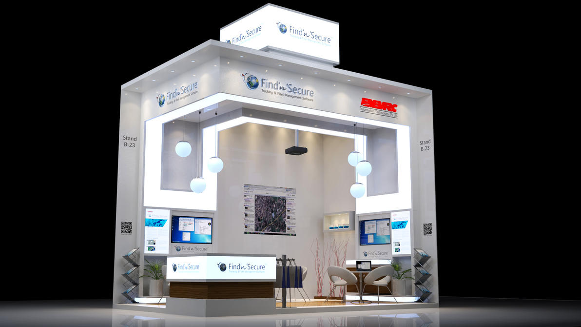 Exhibition stand design by manindar on deviantart for Expo stand