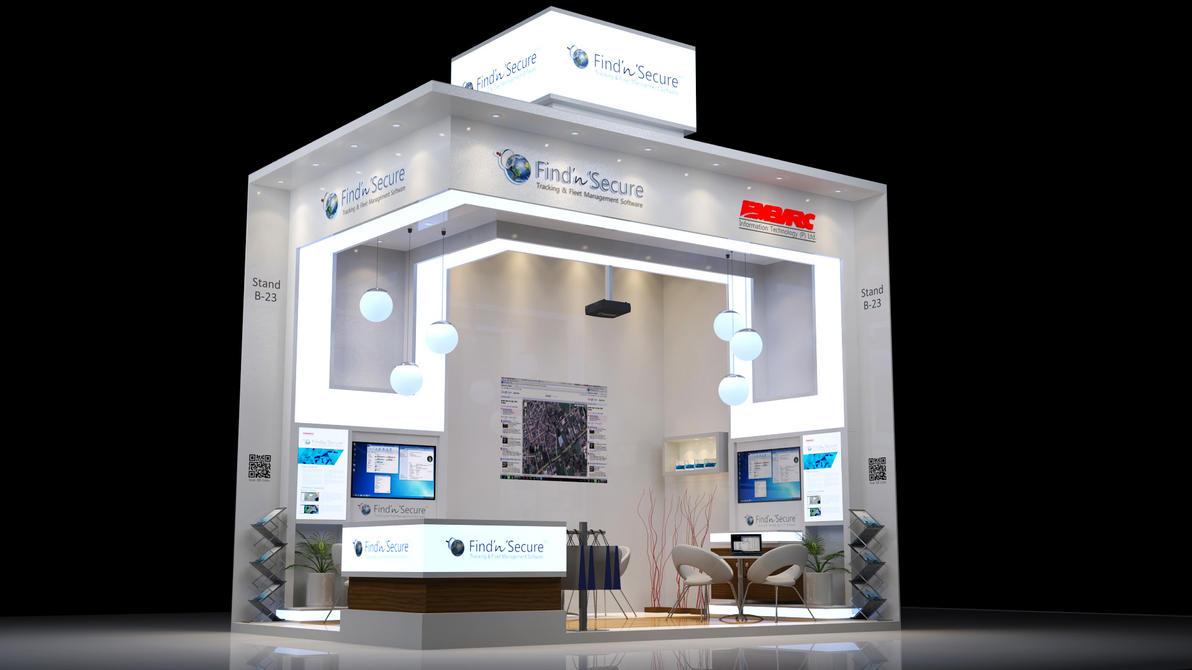 D Exhibition Stands : Exhibition stand design by manindar on deviantart
