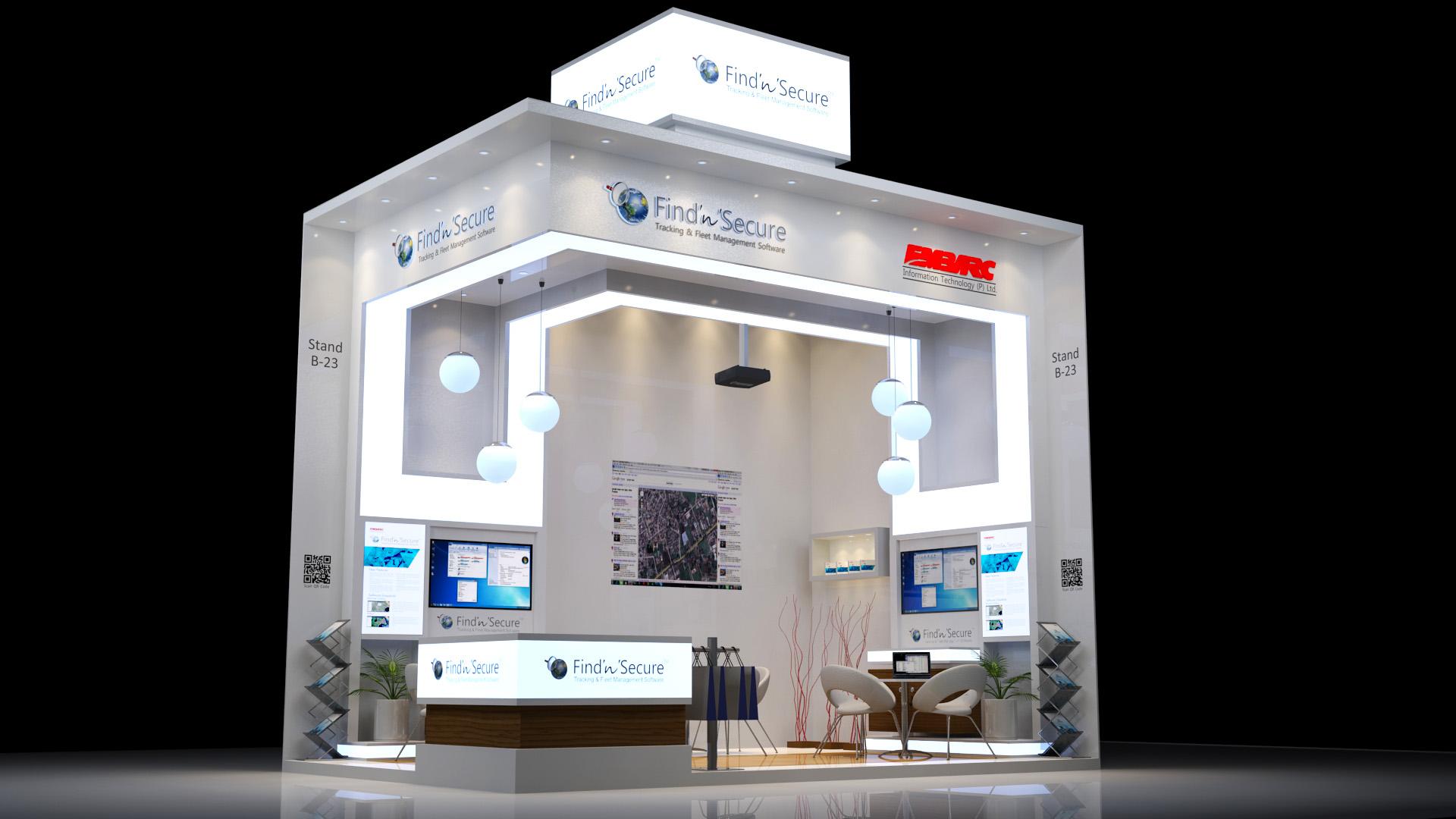 N Stand Exhibition Design : Exhibition stand design by manindar on deviantart