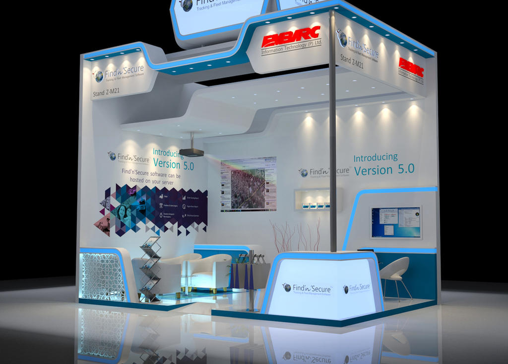 Free 3d Exhibition Stand Design : D exhibition stand design by manindar on deviantart