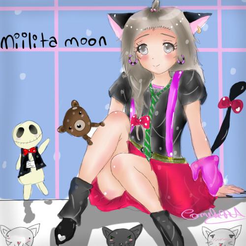 miilitamoon's Profile Picture