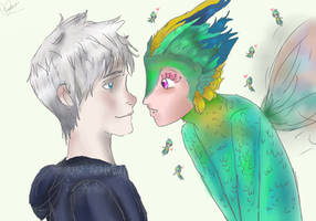 ROTG: I heard a lot about you. by miilitamoon