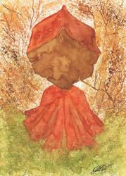 Chapeuzinho Vermelho-Little Red Riding Hood by LuizEvaristo