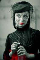 Professional widow 2 by xn3ctz