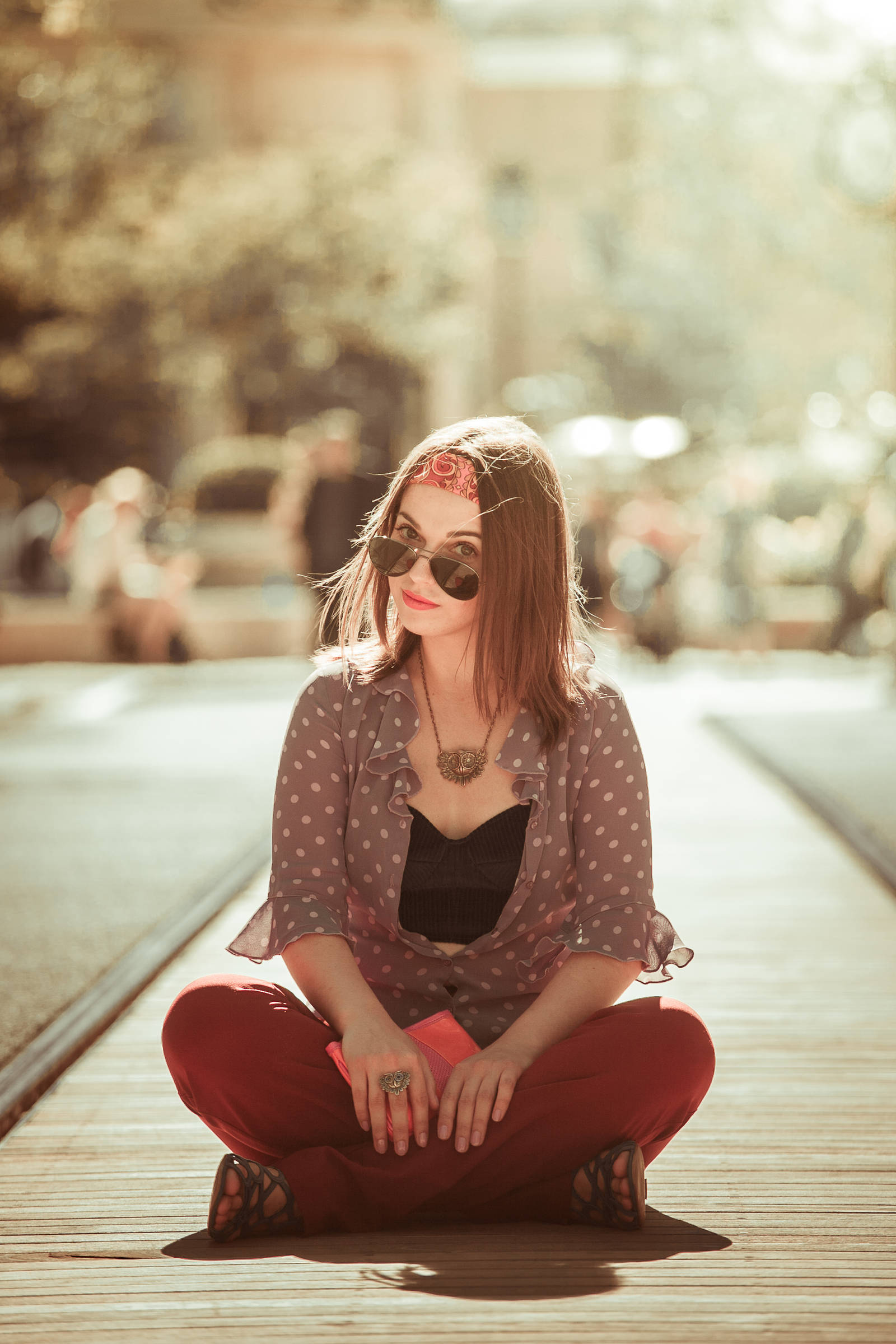 Glendale hippie by xn3ctz