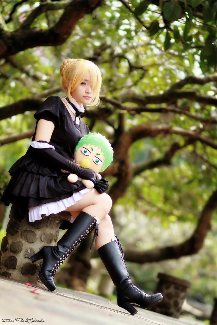 Beelzebub - Hildegarde Cosplay by Raine Hoshino 2 by hoshiterasu