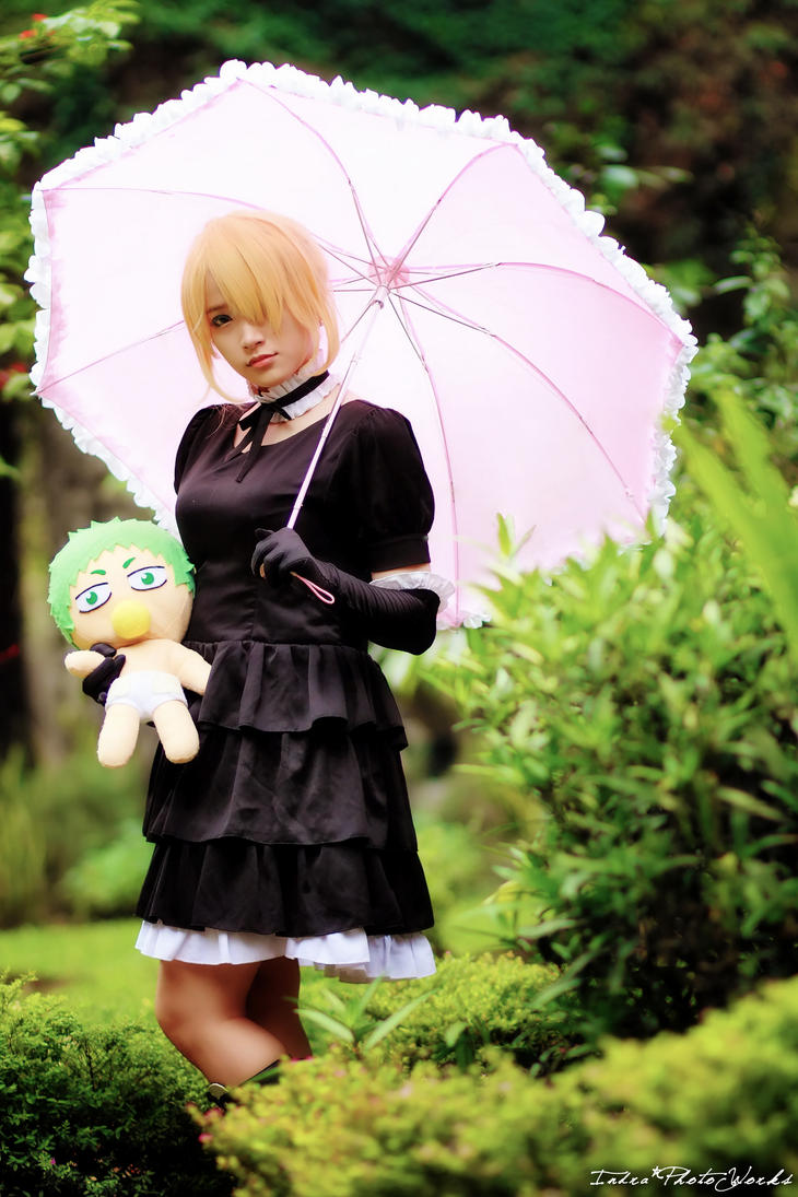 Beelzebub - Hildegarde Cosplay by Raine Hoshino by hoshiterasu