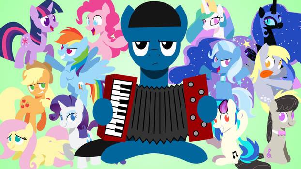 Brony Polka Animated - Thumbnail