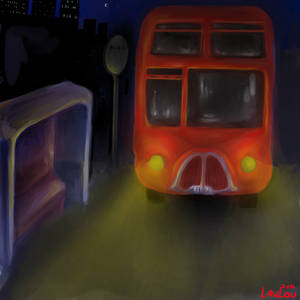 London bus (not the final version)