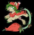 Pine Plant Pony by SlimStrider