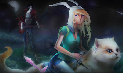 Ed: Advent: Fionna X Marshall