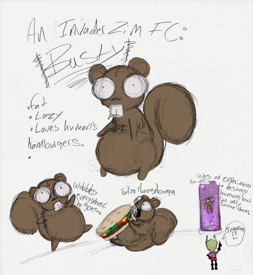 Random IZ FC: Busty by Lavenkitty