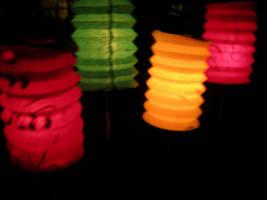 Mid-Autumn Lanterns by emberInc