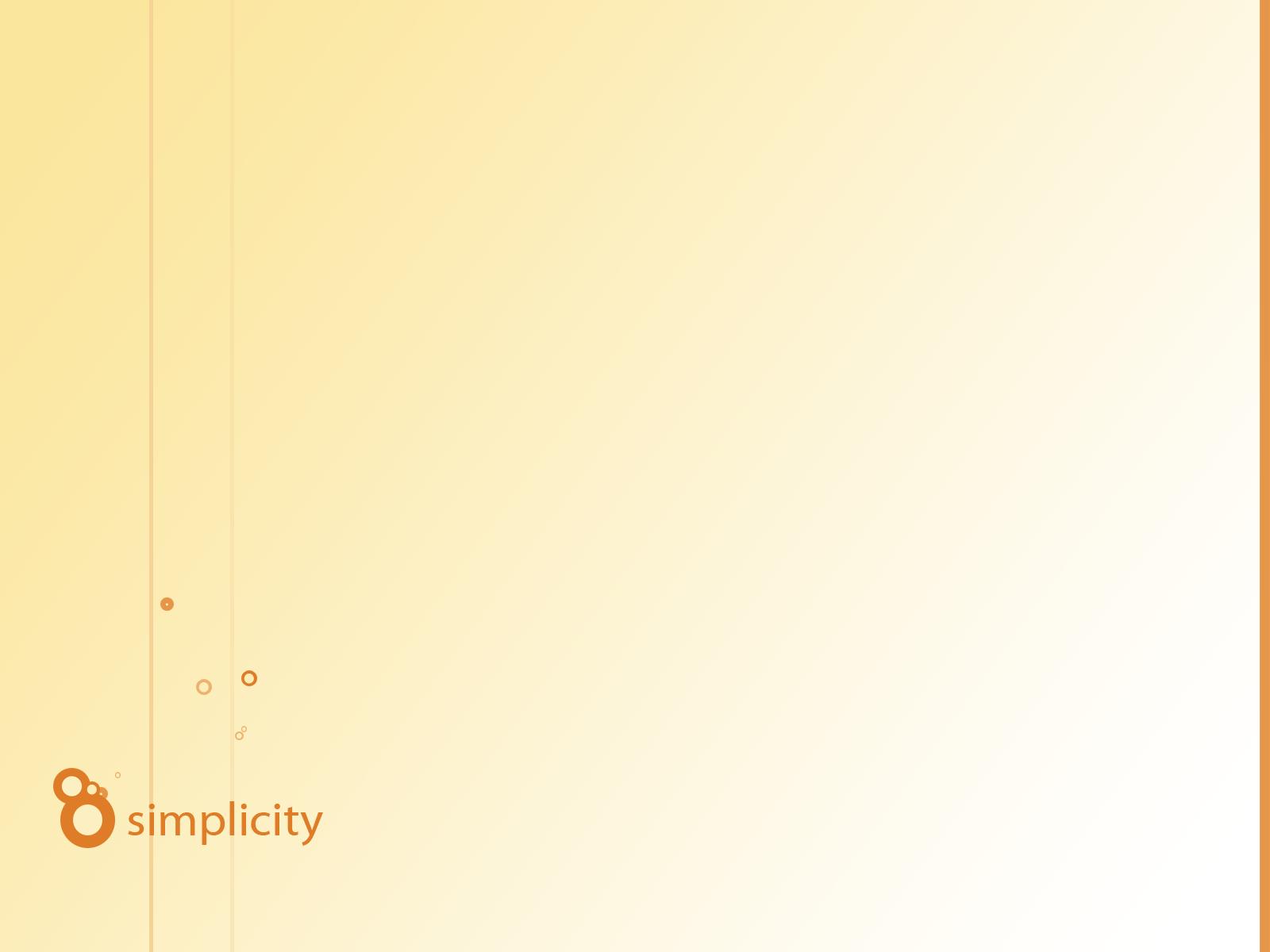 simplicity by emberInc