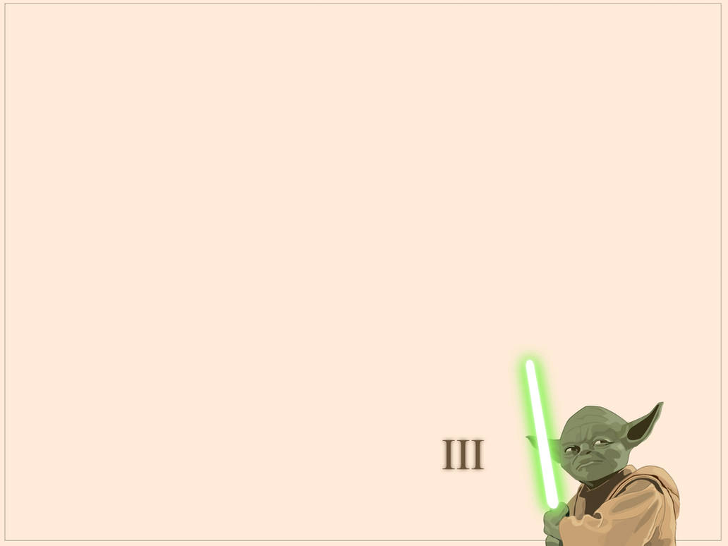 Vectorised, Master Yoda is by emberInc