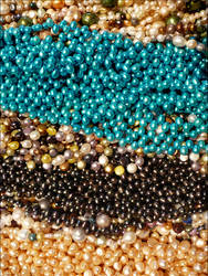 Blue Gold Black Pearls