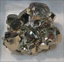 Pyrite Peru by Undistilled