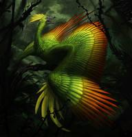 Tropic Phoenix by Aerophoinix