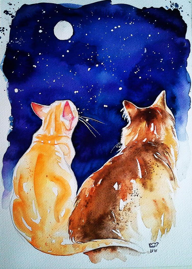 Stargazers by xXxParabolaxXx