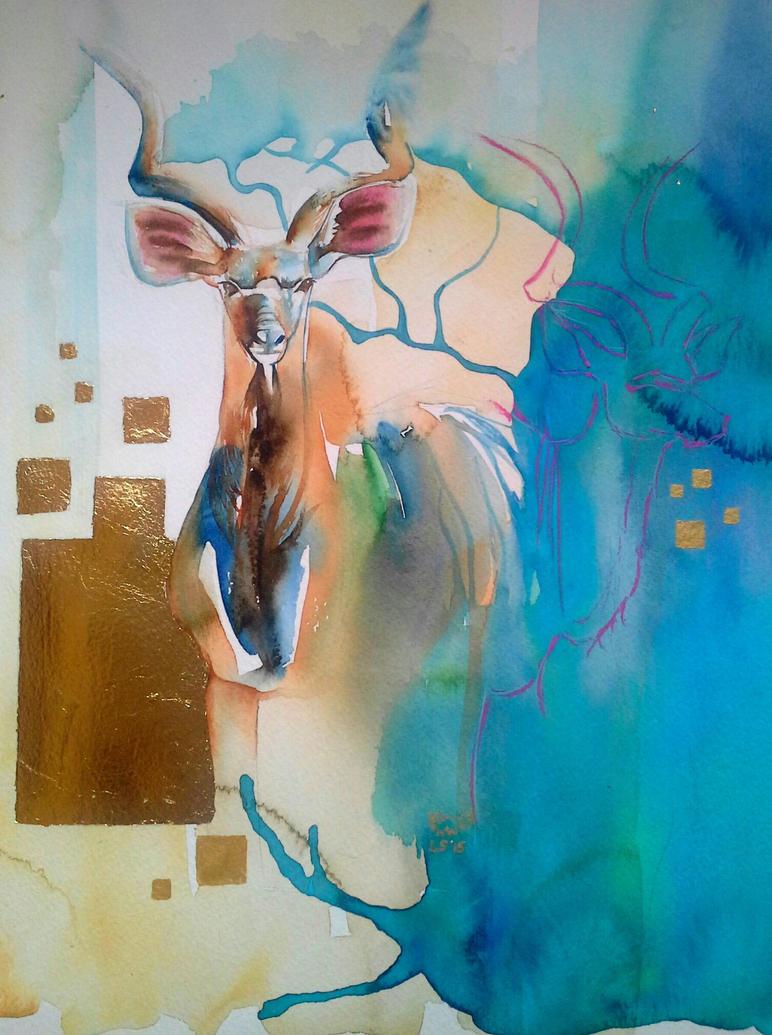 Kudu by xXxParabolaxXx