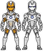 Iron Man 2 Artic Armor by Facumagia