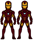 Iron Man 2 Mark by Facumagia