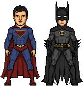 JL Movie -Sups and Bats- by Facumagia