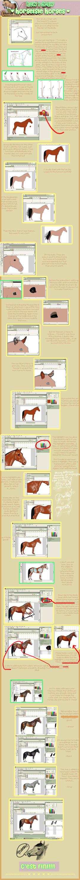 HorseIsle Tutorial