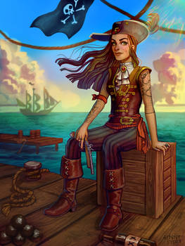 Pirate Commission