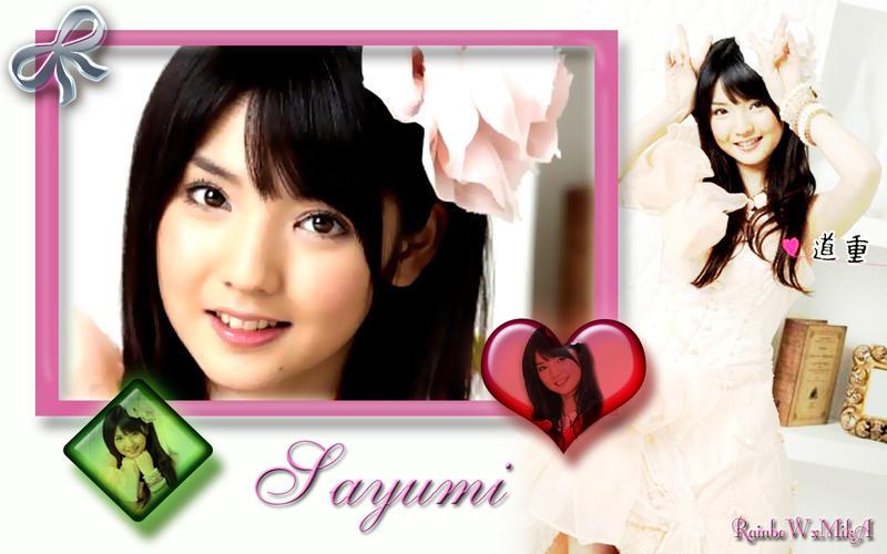Wall Sayu ver Fantasy Juuichi by RainboWxMikA