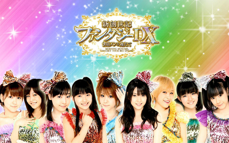Wall Morning Musume ver. DX by RainboWxMikA