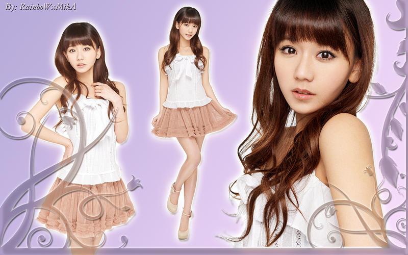 Wallpaper jyun jyun elegance ver. by RainboWxMikA