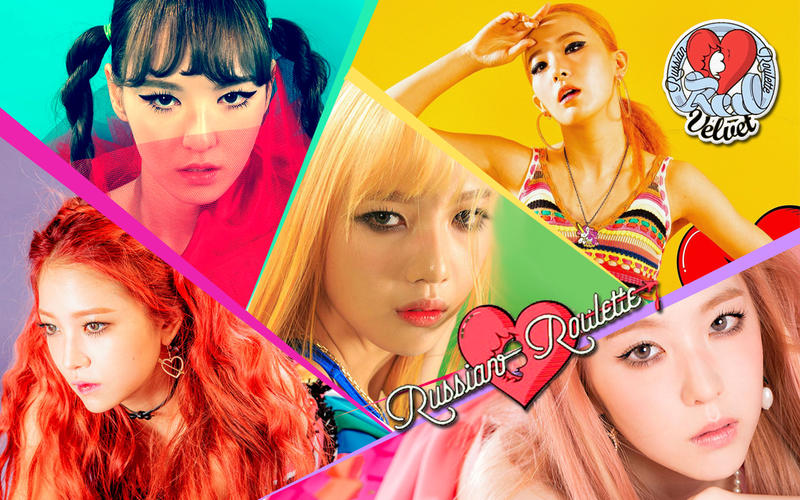 Images Of Red Velvet Kpop Wallpaper Spacehero