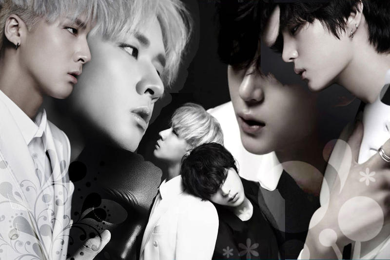 Wallpaper RAVI And LEO VIXX By RainboWxMikA