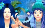 Wallpaper Sims 4 Seasons ver. by RainboWxMikA