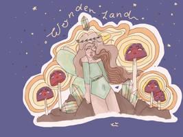 Wonderland by ALazyShmeegle