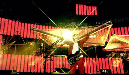 Matt Bellamy by Zmijeee