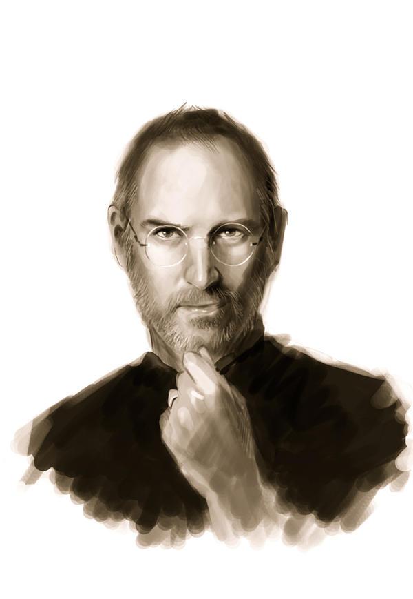 Steve Jobs Tribute by Lehanan