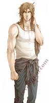 Orochi no Kishi - Mouse character sheet
