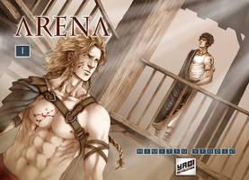 Arena 1 COVER - YaoiRevolution