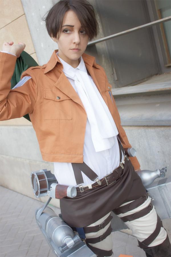 Shingeki no Kyojin - Levi cosplay 02 by Lehanan on DeviantArt