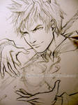 Jack Frost - Snowball war is coming - Sketch