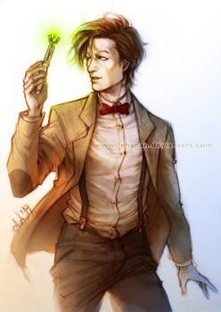 Doctor Who - Geronimo!