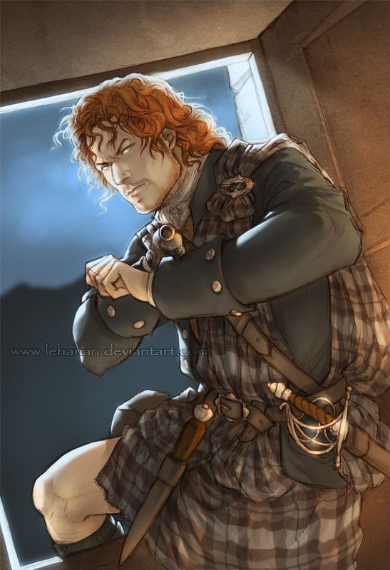 Outlander - Take your hands off my wife by Lehanan
