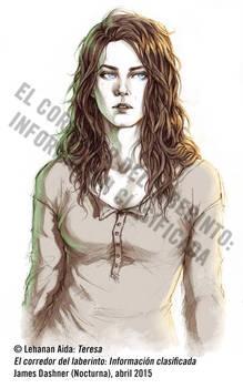Teresa - El Corredor del Laberinto: IC