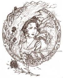 Strange and Norrell - Arabella by Lehanan