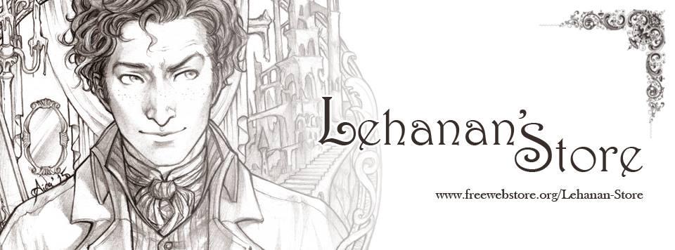 STORE OPEN by Lehanan