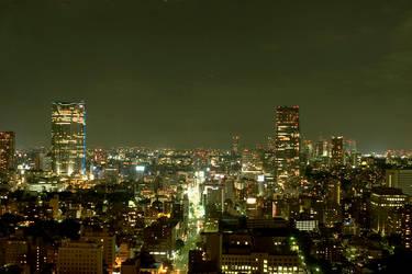 night in tokyo3A