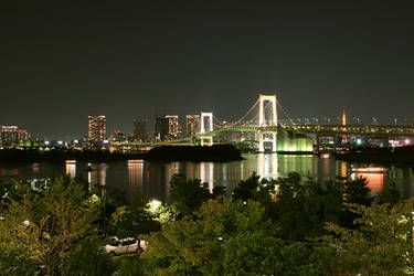 night in tokyo a